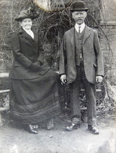 Robert and Harriet Mills